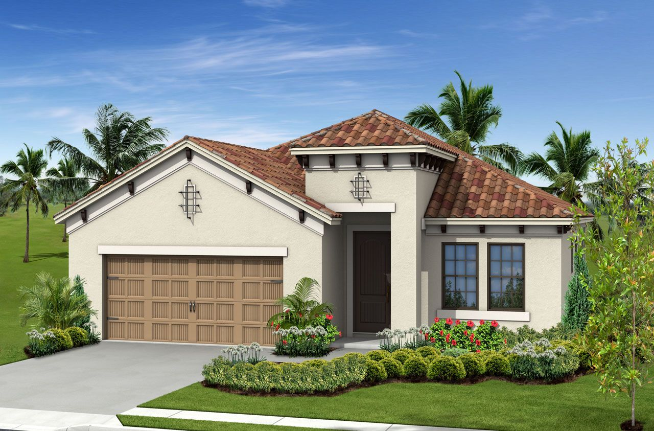 Cypress walk new homes in fort myers fl by neal communities for Cypress house