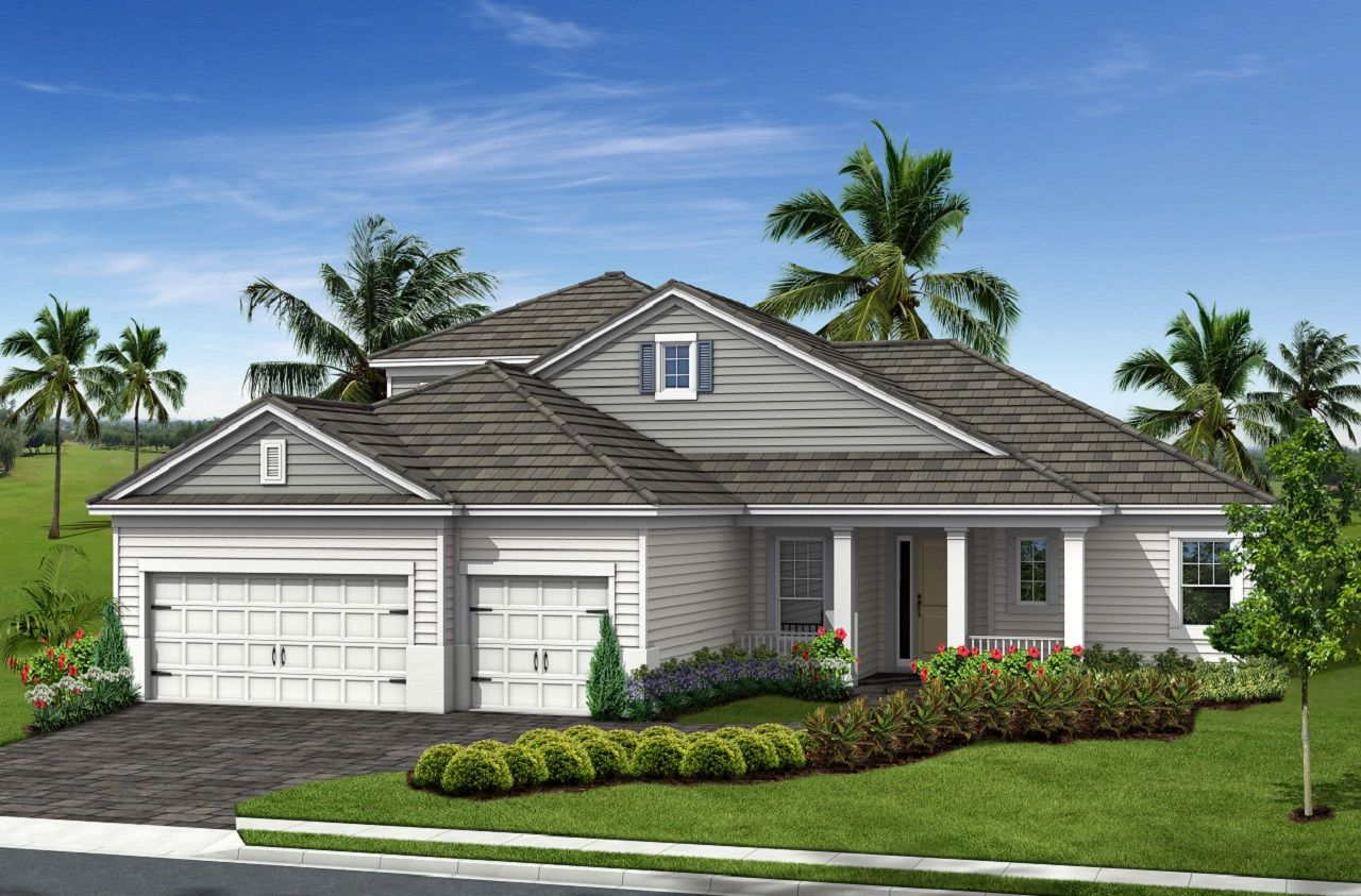 Single Family for Sale at Oaks Of Estero - Palm Island 21580 Oaks Of Estero Circle Estero, Florida 33928 United States