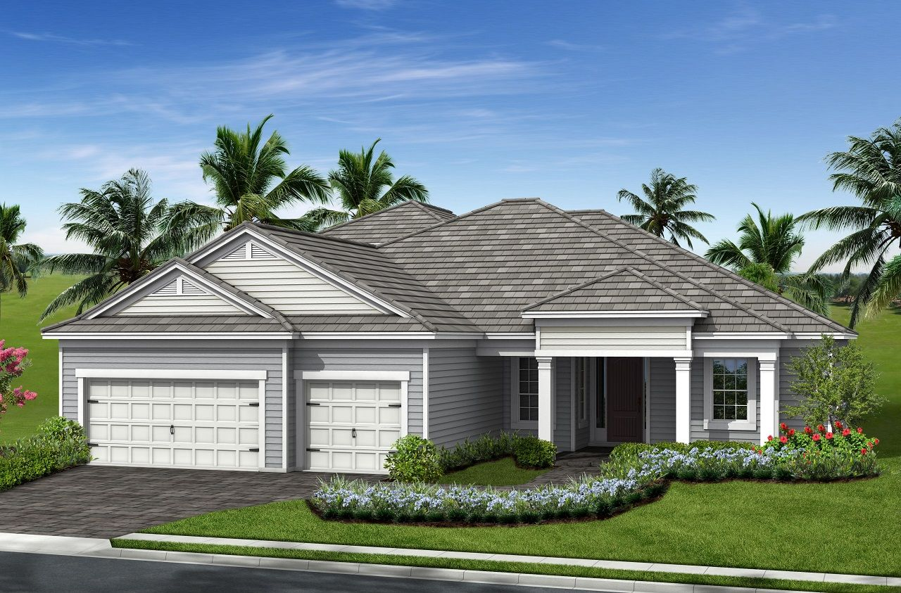 Single Family for Sale at Oaks Of Estero - Seabrook 21580 Oaks Of Estero Circle Estero, Florida 33928 United States