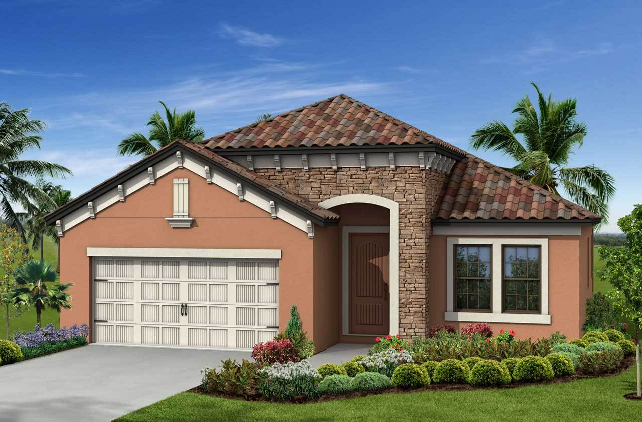 Single Family for Sale at Milano - Fresh Spring 252 Carlino Drive North Venice, Florida 34275 United States