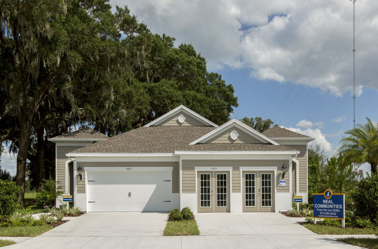 Tidewater fishhawk ranch sagewood in lithia for Tidewater style homes