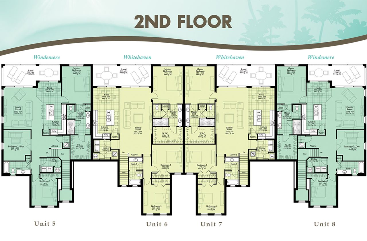 Windemere avalon in naples for Windemere homes floor plans