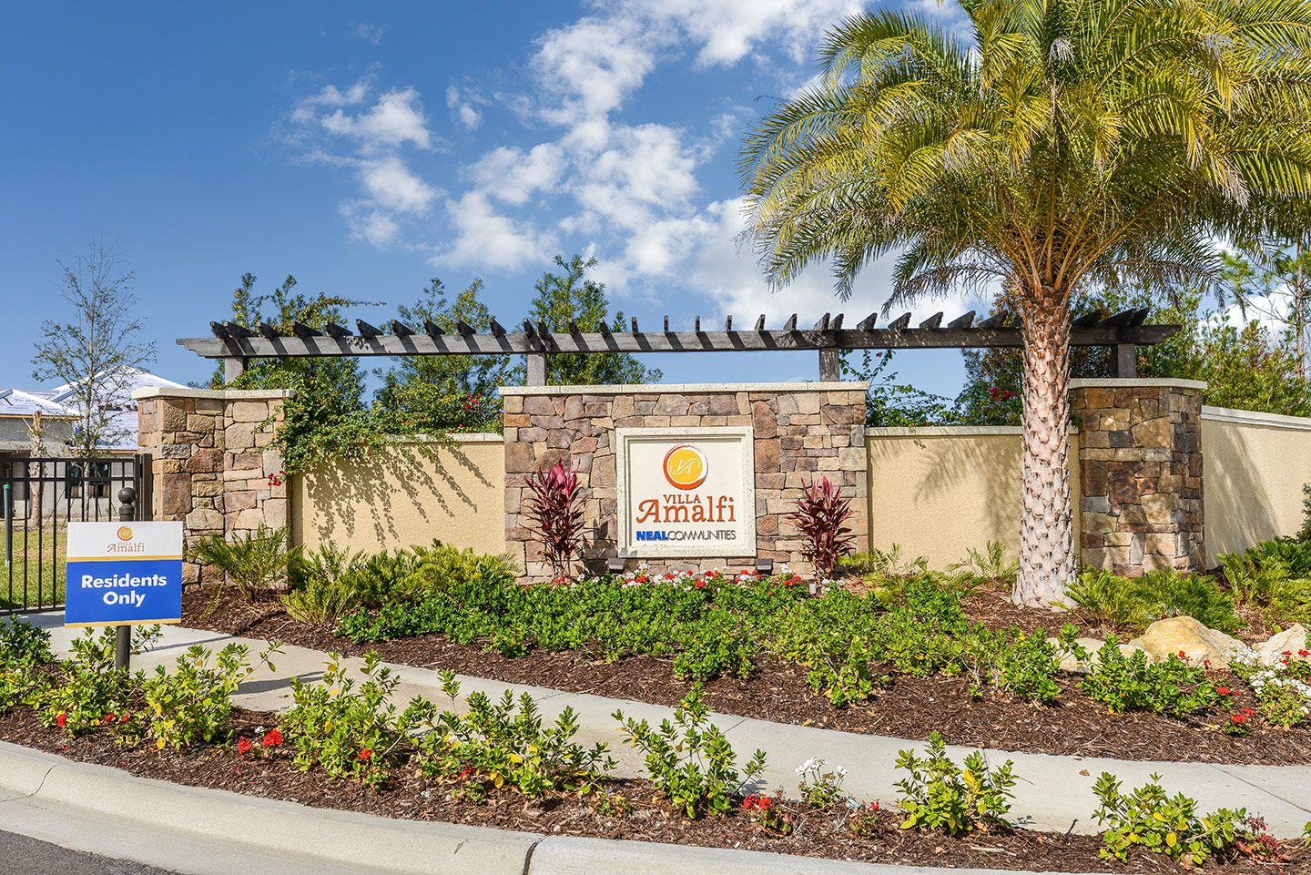villa amalfi new homes in sarasota fl by neal communities
