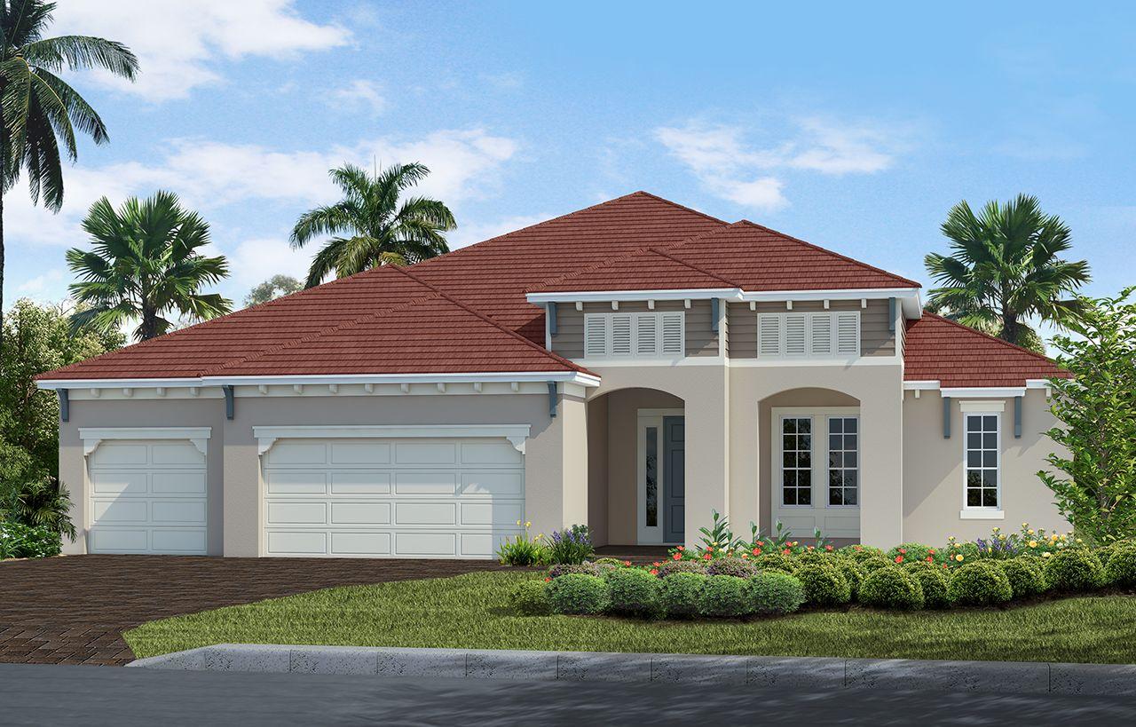 Single Family for Sale at Grand Palm - Kiawah 21209 Wacissa Drive Venice, Florida 34293 United States