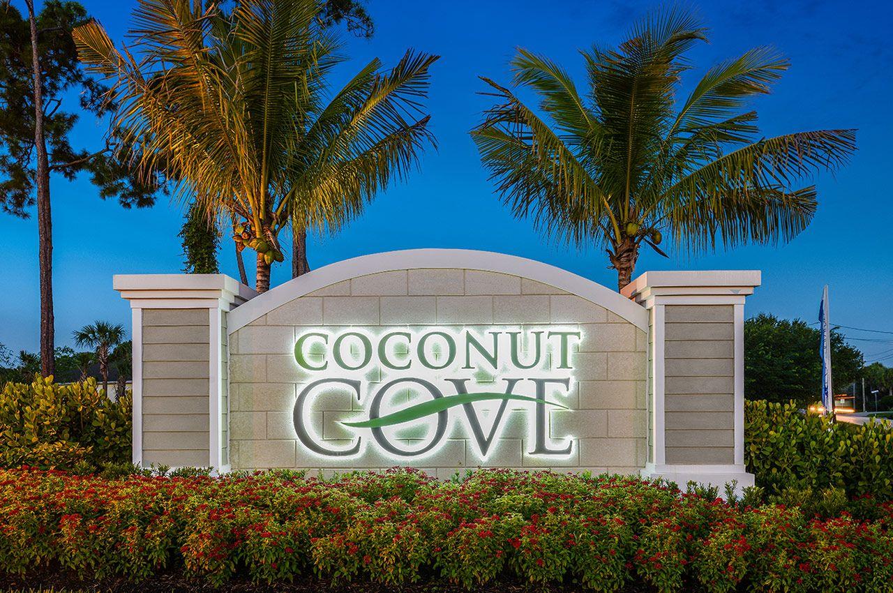 Coconut cove wedding