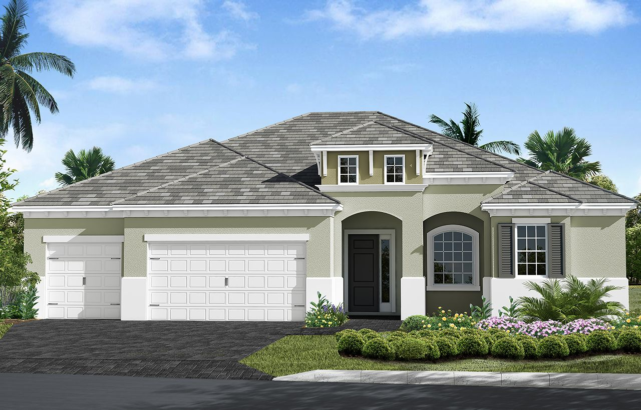 Single Family for Sale at Tides End - Hatteras 1609 96th Court Nw Bradenton, Florida 34209 United States