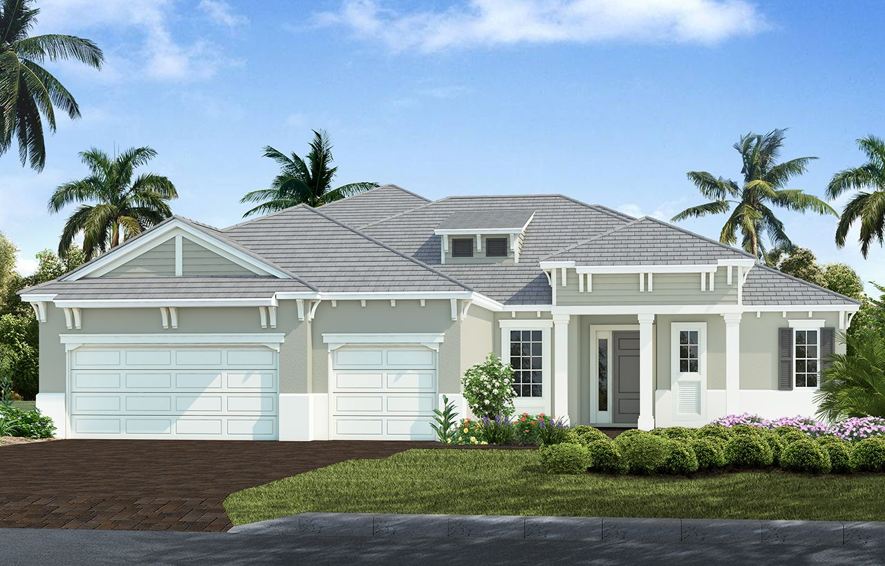 Single Family for Sale at Tides End - Palm Island 1609 96th Court Nw Bradenton, Florida 34209 United States