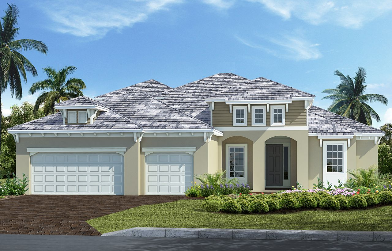 Single Family for Sale at Tides End - Seabrook 1609 96th Court Nw Bradenton, Florida 34209 United States