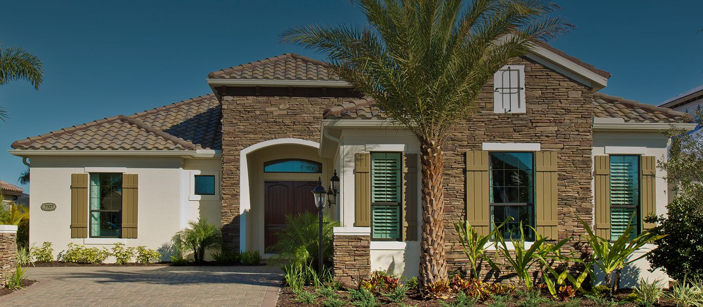 New Homes Country Club East Lakewood Ranch