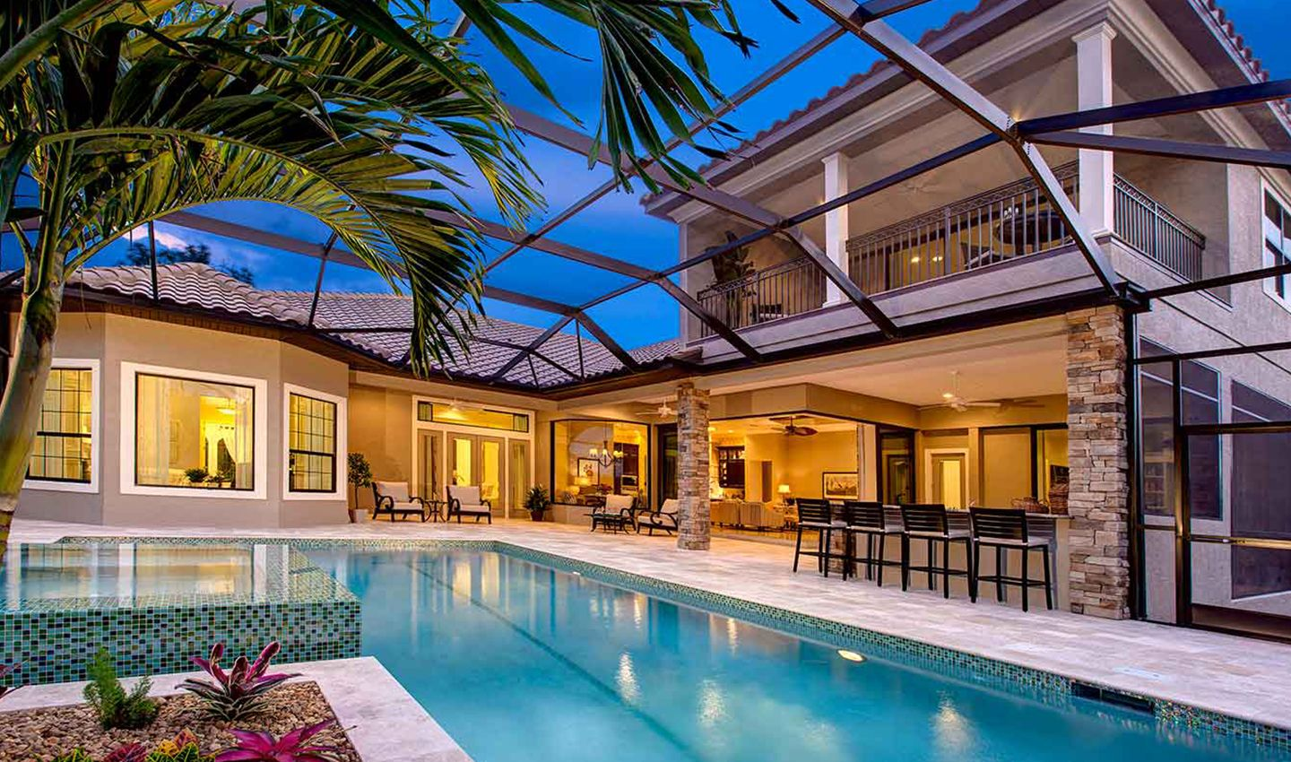 Single Family for Sale at Country Club West - Highfield - Barbados Ii Neal Signature Homes At Country Club East Lakewood Ranch, Florida 34202 United States