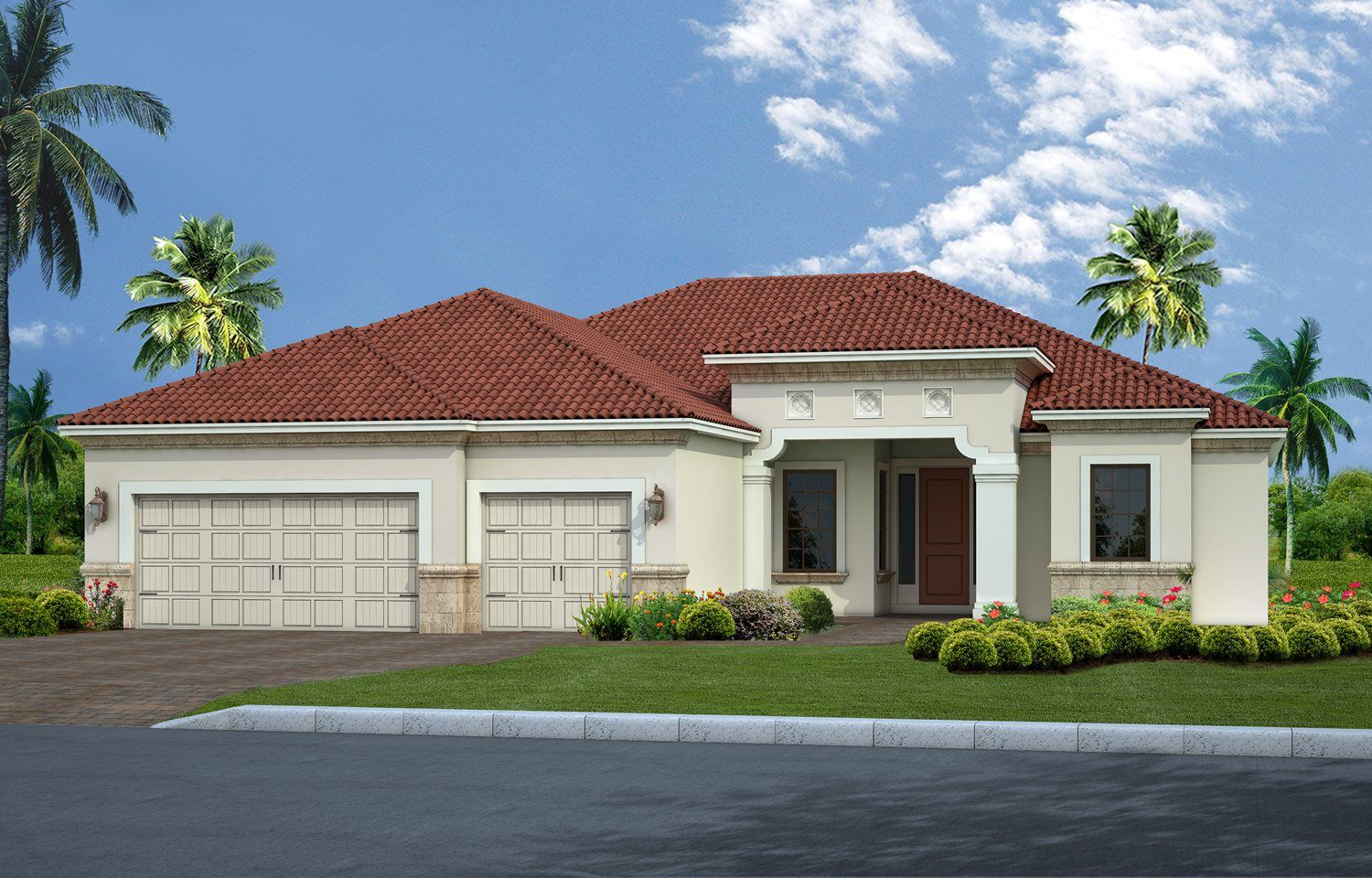Single Family for Active at Captiva 26587 Raphis Royale Blvd Englewood, Florida 34223 United States