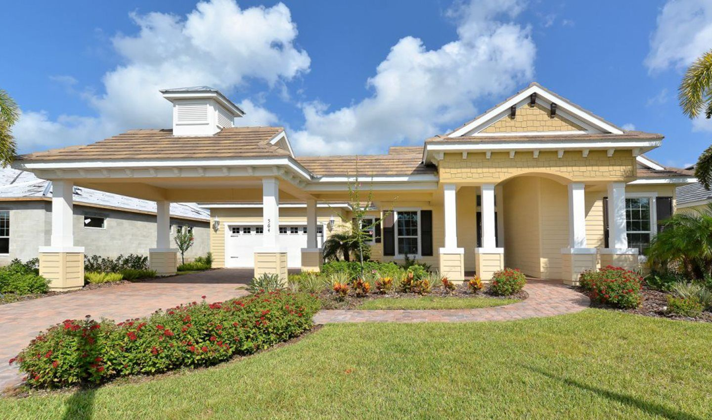 Single Family for Active at Mirabay - Key Largo 713 Manns Harbor Drive Apollo Beach, Florida 33572 United States
