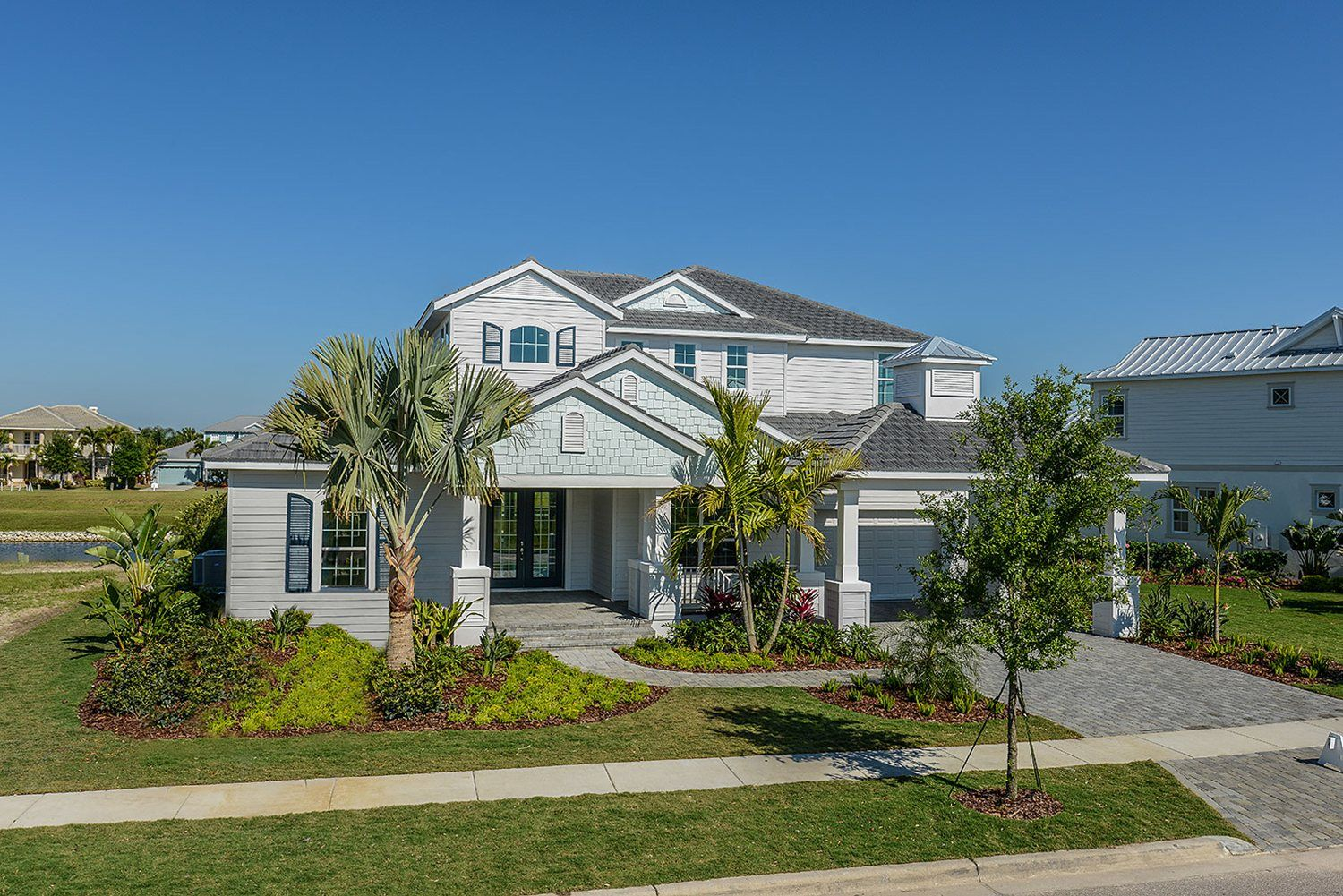 Single Family for Active at Mirabay - Siesta Key Ii 713 Manns Harbor Drive Apollo Beach, Florida 33572 United States