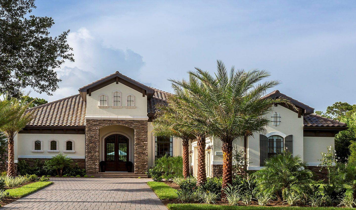 Single Family for Active at Country Club West - Highfield - Dominica Ii Neal Signature Homes At Country Club East Lakewood Ranch, Florida 34202 United States