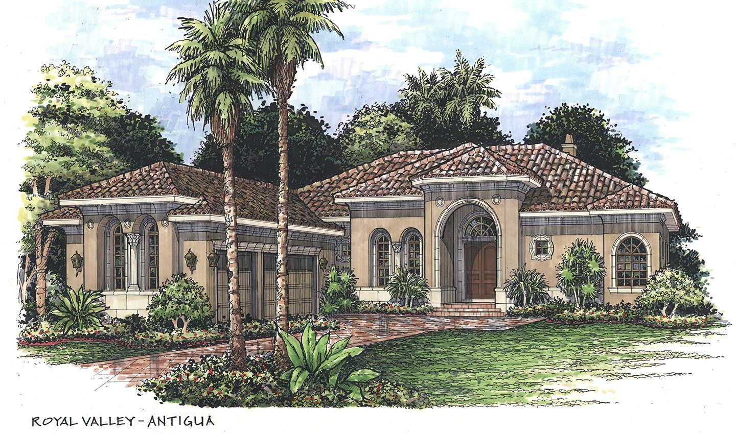 Single Family for Active at Country Club West - Highfield - Antigua Neal Signature Homes At Country Club East Lakewood Ranch, Florida 34202 United States