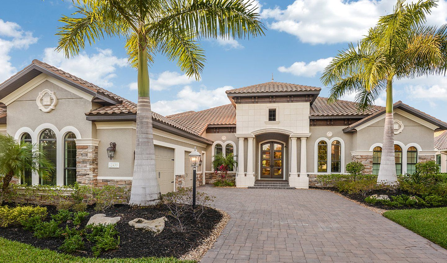 Single Family for Active at Country Club West - Highfield - Barbados Ii Neal Signature Homes At Country Club East Lakewood Ranch, Florida 34202 United States