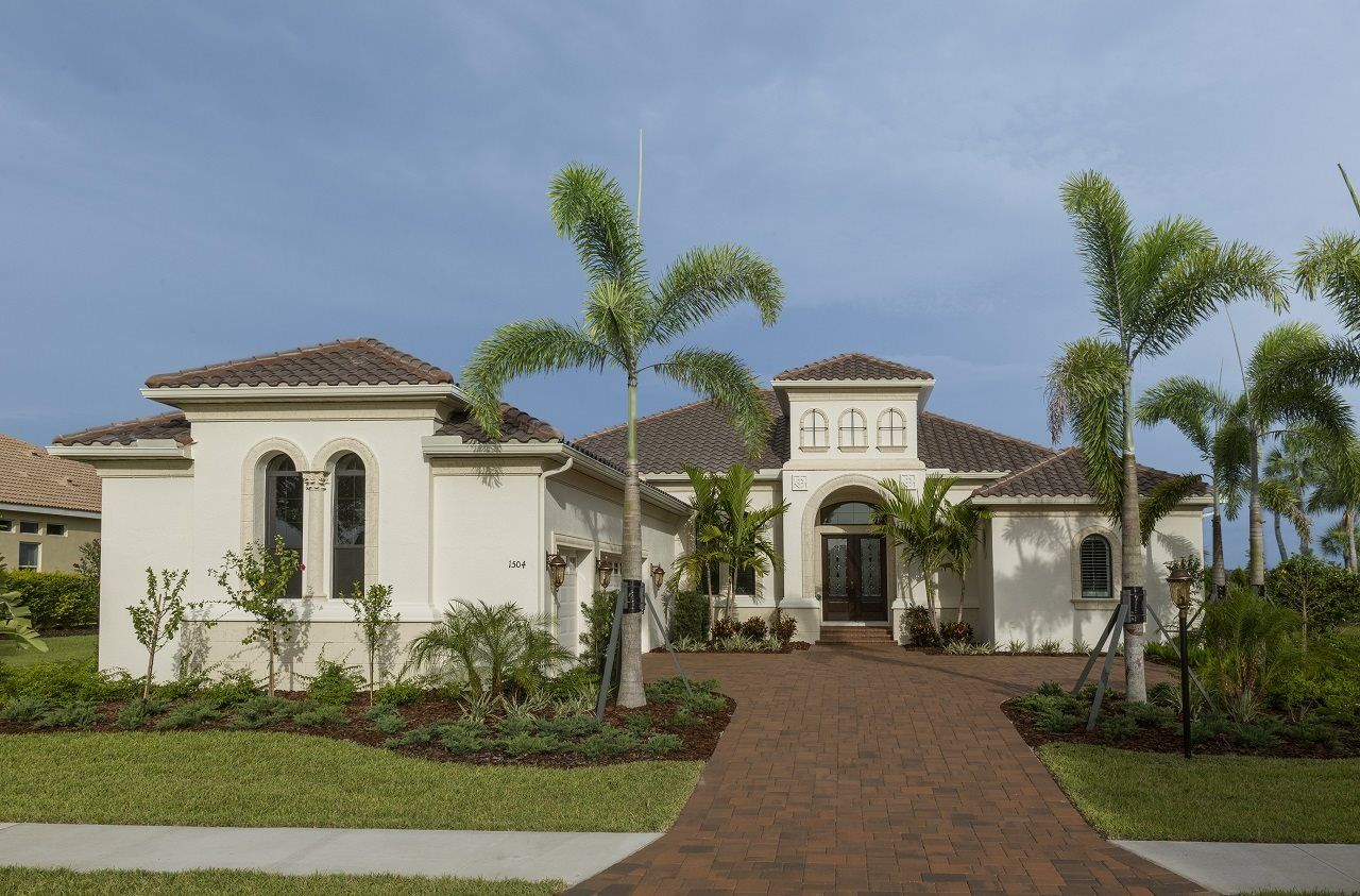 Single Family for Active at Boca Royale Golf & Country Club - Fenwick 1 Golf View Drive Englewood, Florida 34223 United States