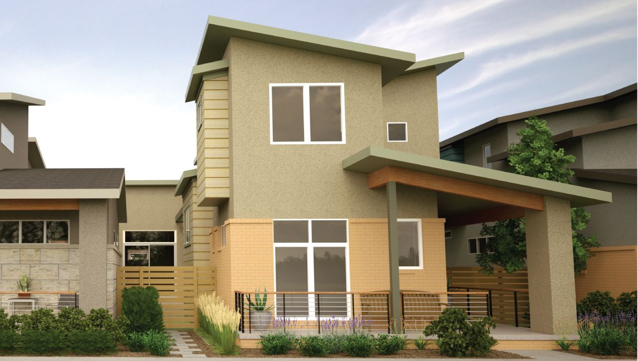 Single Family for Sale at Boulevard One At Lowry - Revel Lowry Boulevard Denver, Colorado 80230 United States
