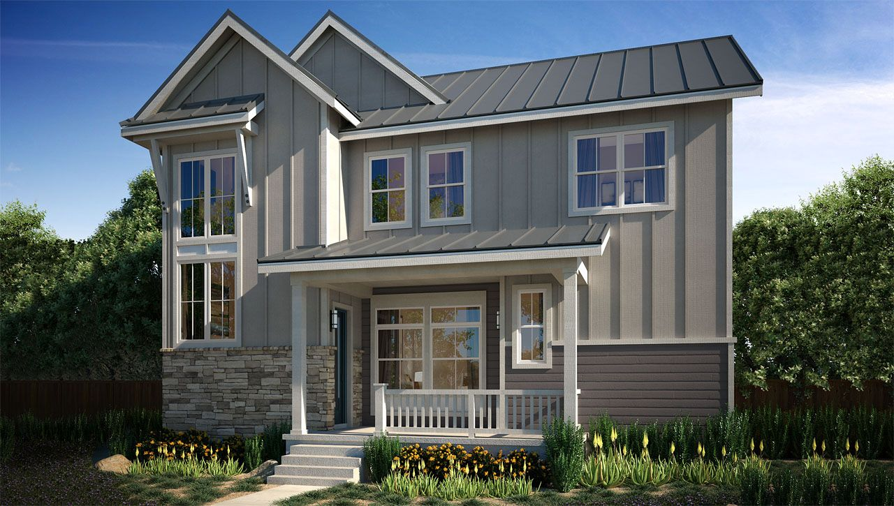 Zen 2 0 Collection At Stapleton New Homes In Denver Co By