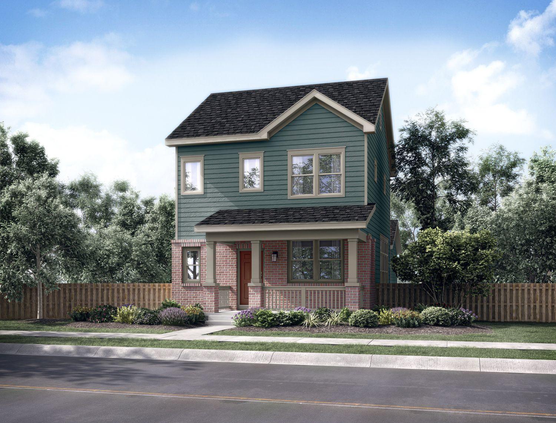 2592 fulton street aurora colorado 80010 1412 for Thrive homes denver