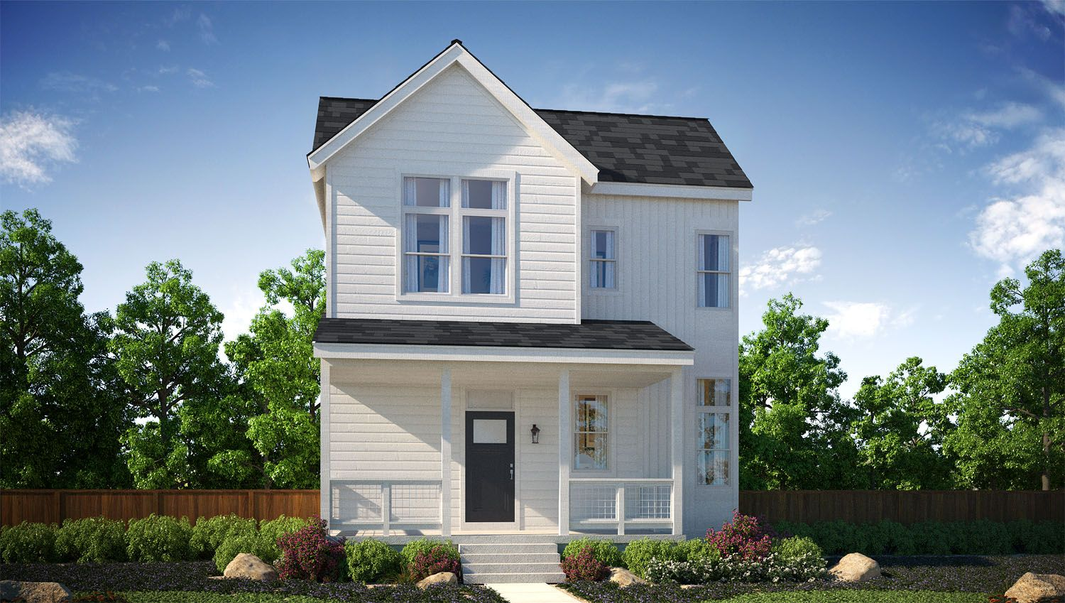 Single Family for Sale at Vita Collection At Stapleton - Plan Three 9095 58th Drive Denver, Colorado 80238 United States