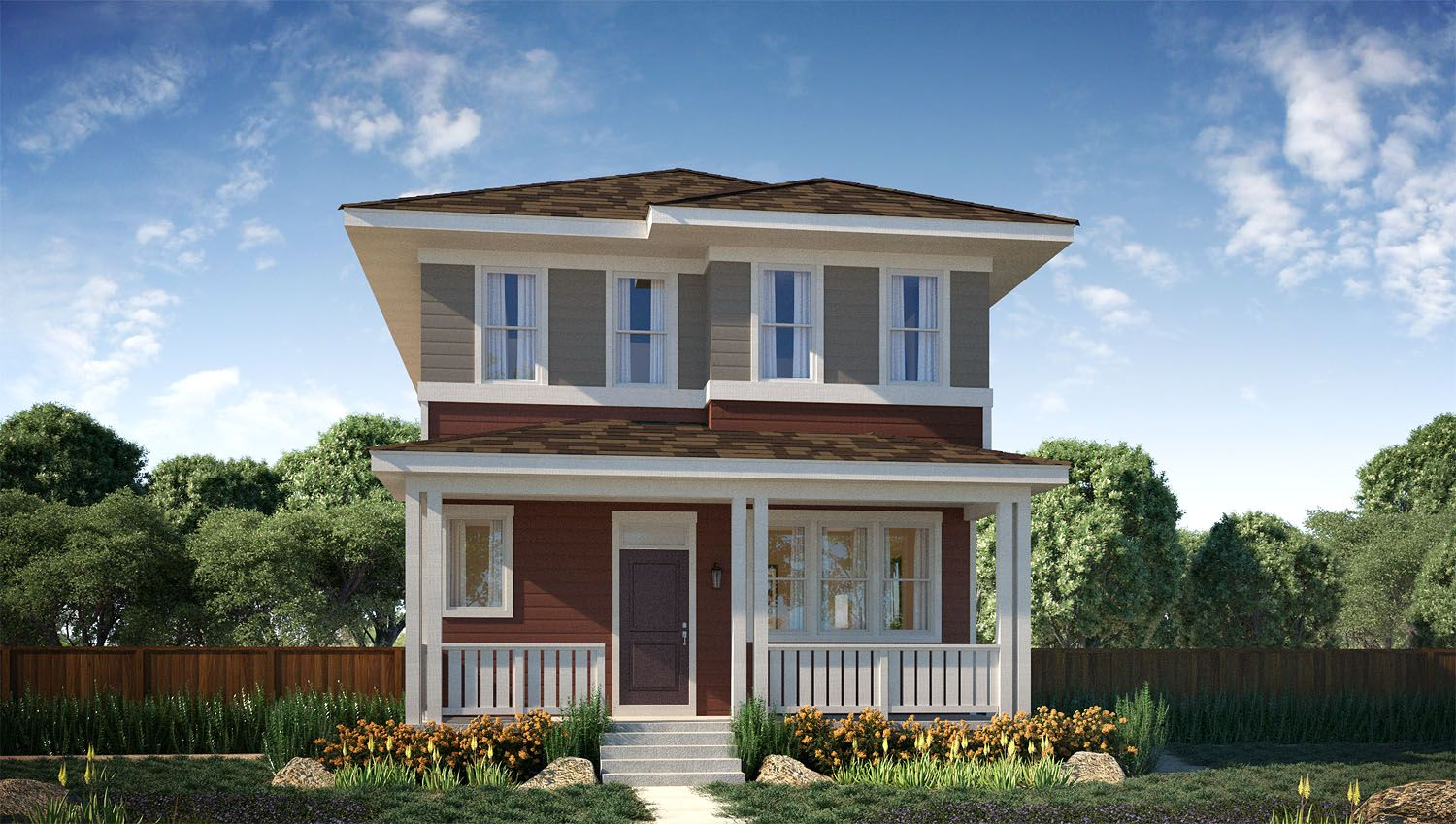 Thrive Home Builders Stapleton Vita Collection At