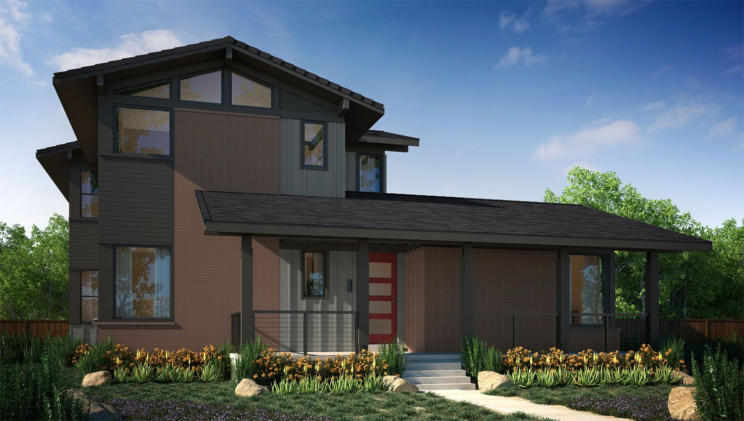 Panacea new homes in denver co by thrive home builders for Thrive homes denver
