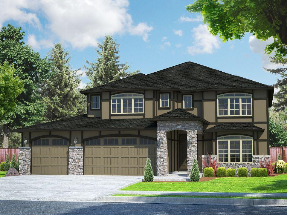 Fieldstone estates new homes in vancouver wa by new for Home builders vancouver wa