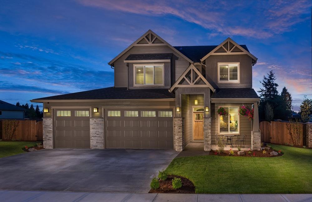 Hockinson Meadows New Homes In Vancouver Wa By New