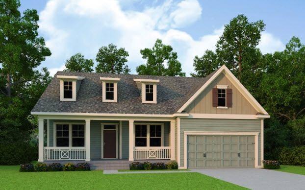 Single Family for Sale at Caramia B By David Weekley Homes 301 Wildwind Drive Chapel Hill, North Carolina 27516 United States