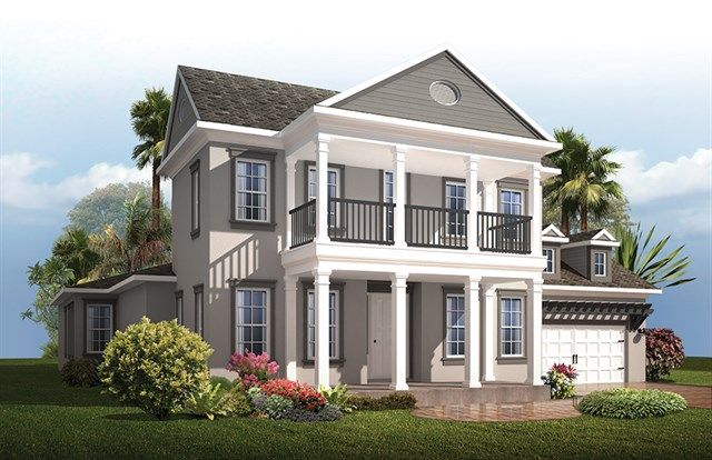 Single Family for Sale at Mirabay - Cardel Homes - Waldorf Waterfront 205 Manns Harbor Drive Apollo Beach, Florida 33572 United States