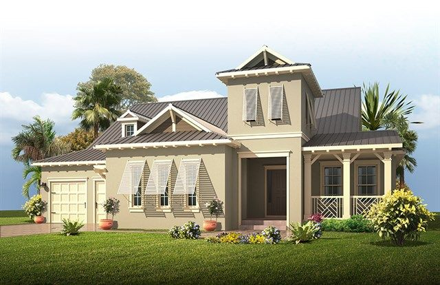 Single Family for Sale at Mirabay - Cardel Homes-The Wilshire 205 Manns Harbor Drive Apollo Beach, Florida 33572 United States