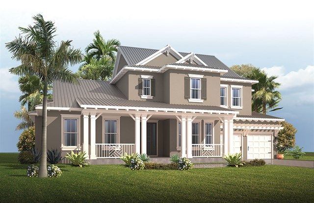 Single Family for Sale at Mirabay - Cardel Homes-St Regis 205 Manns Harbor Drive Apollo Beach, Florida 33572 United States