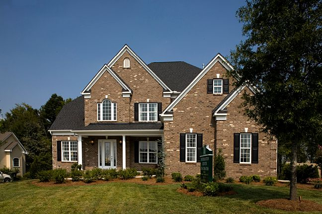 Single Family for Sale at Kensington Forest - Preston Model Home Harrisburg, North Carolina 28075 United States