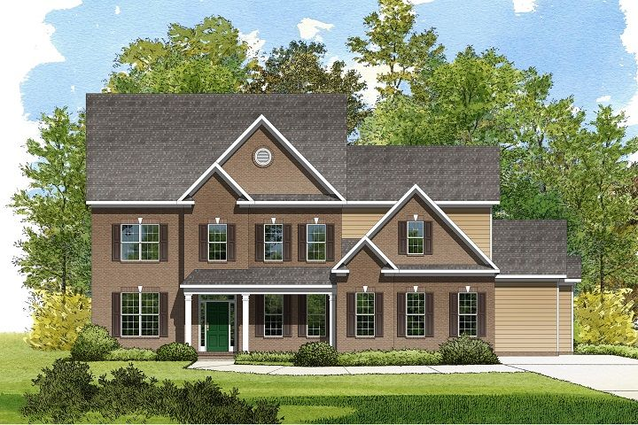 Single Family for Active at Laurel Park - Windsor By Appointment Only! Concord, North Carolina 28027 United States