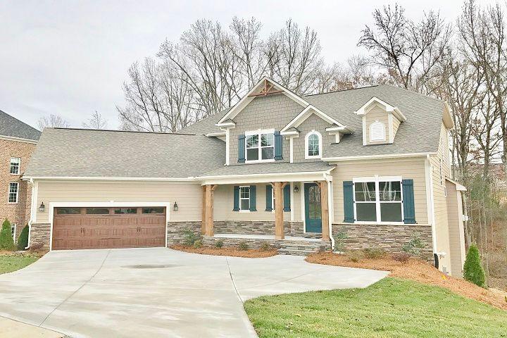 Single Family for Active at Robinson Ridge - Caldwell 200 Robinson Road Mooresville, North Carolina 28117 United States