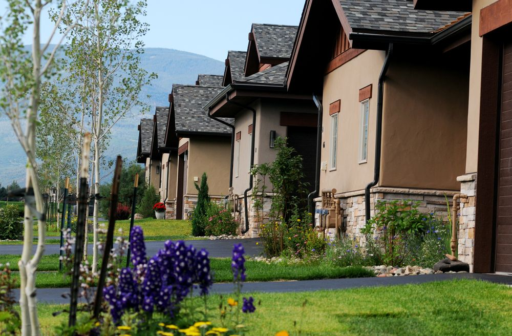 Multi Family for Active at The Villas At Cotton Ranch - Duplex Home 3br Plan 86 Black Bear Drive Gypsum, Colorado 81637 United States