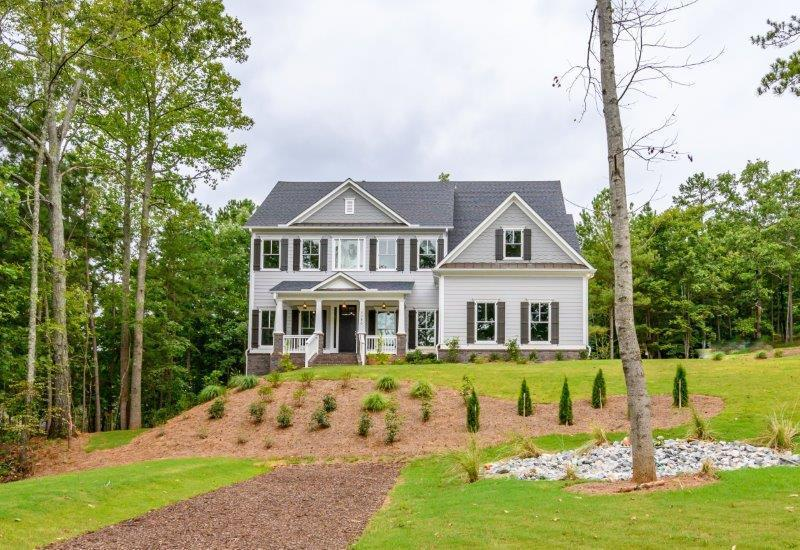 Single Family for Active at The Westport 1058 Brook Ivy Court Lawrenceville, Georgia 30044 United States