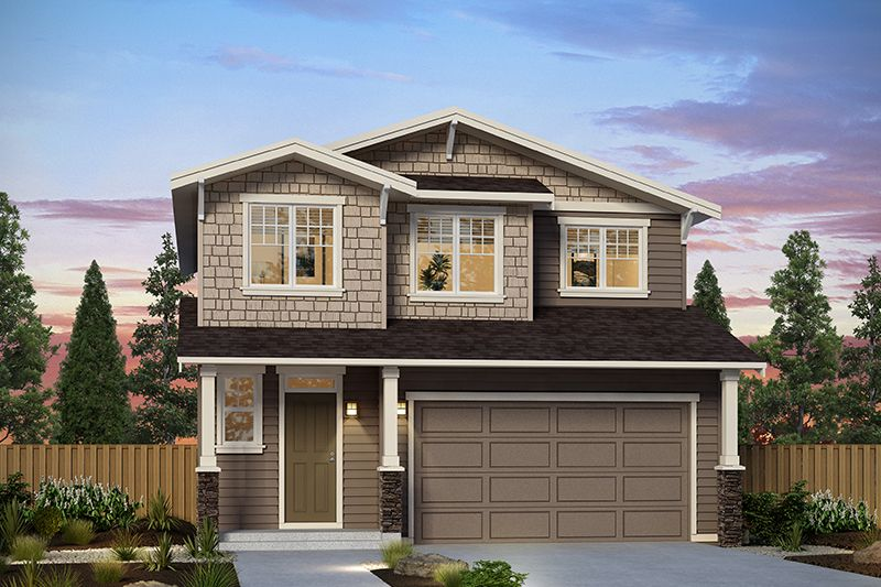 Emerald pointe new homes in puyallup wa by oakpointe for Home builders in puyallup wa