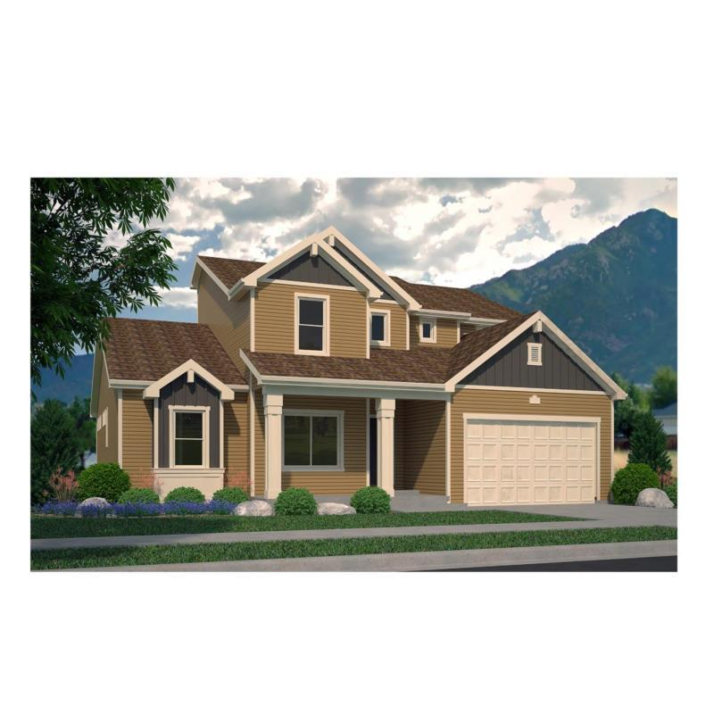 Single Family for Active at Hayden 464 North 1290 East American Fork American Fork, Utah 84003 United States