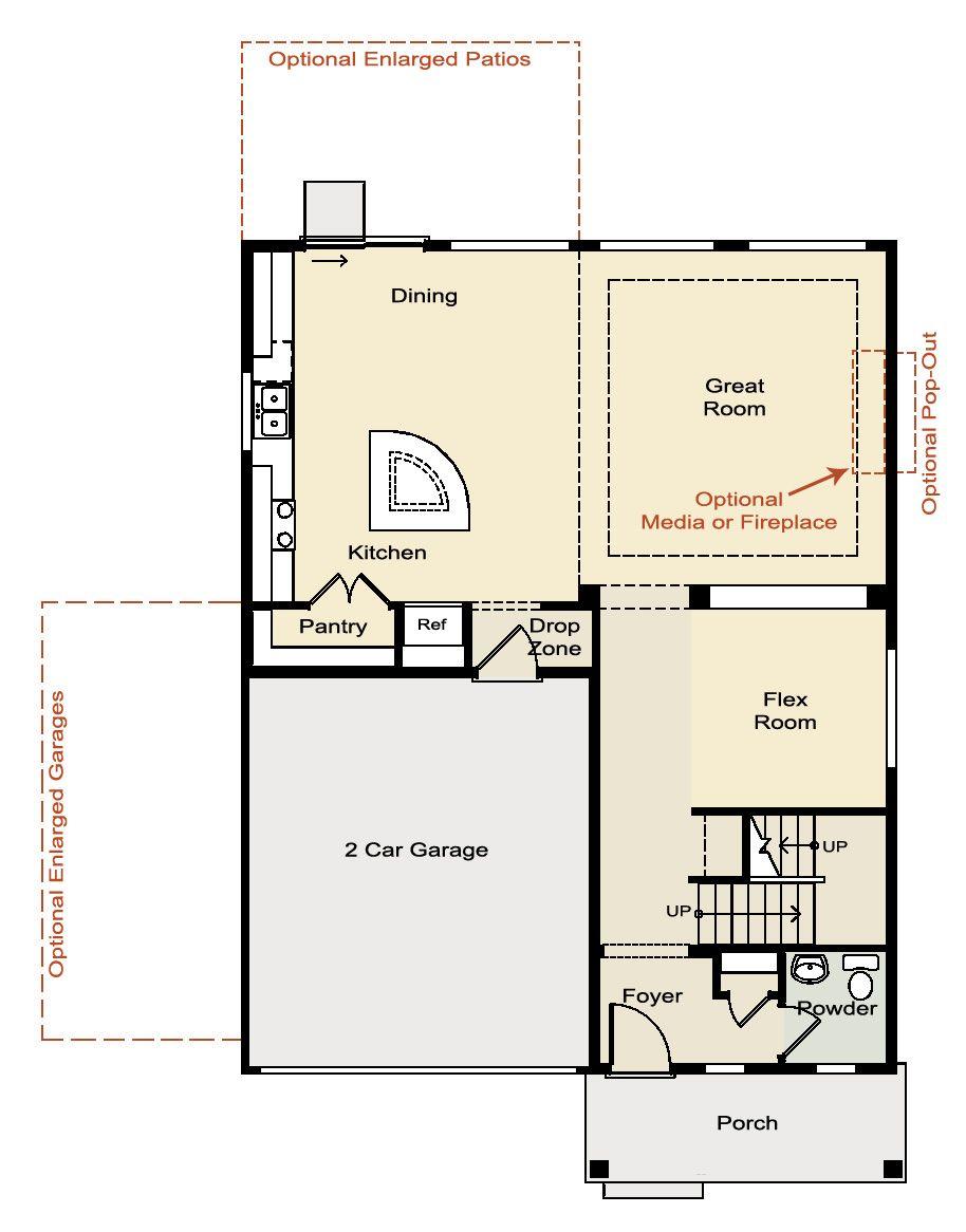 Oakwood homes floor plans oklahoma for Oakwood floor plans