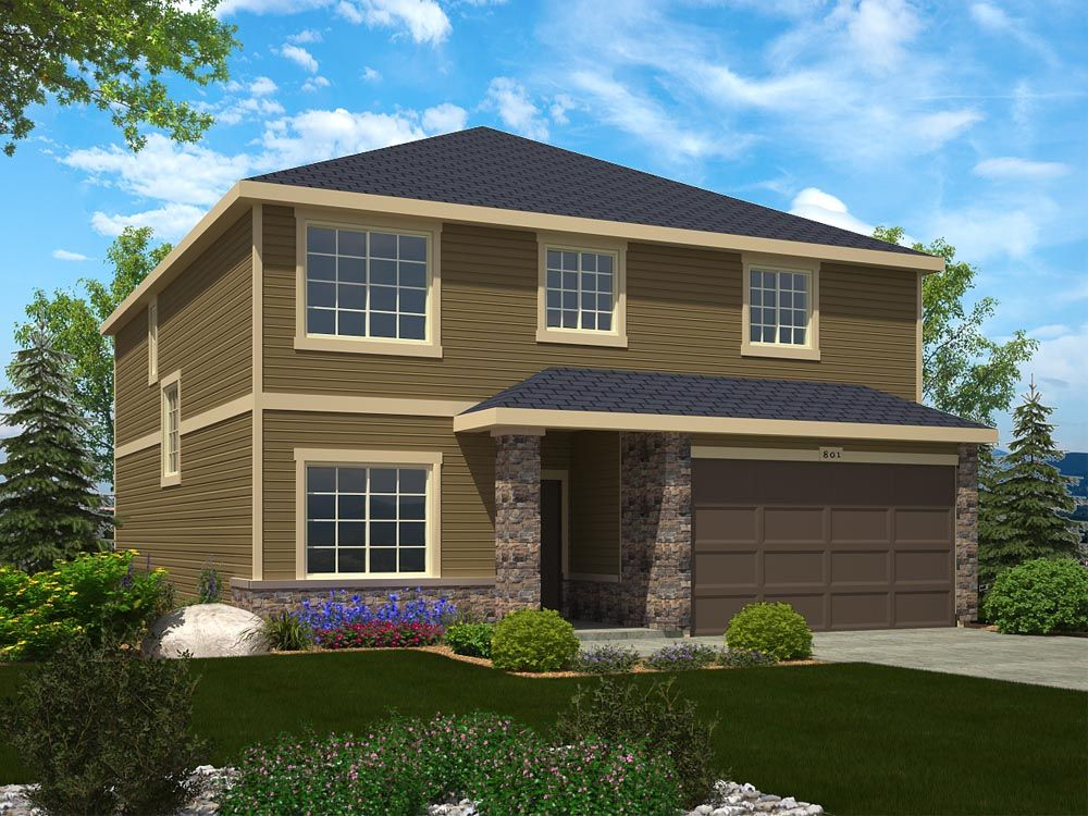 oakwood homes thompson river ranch avon 989314