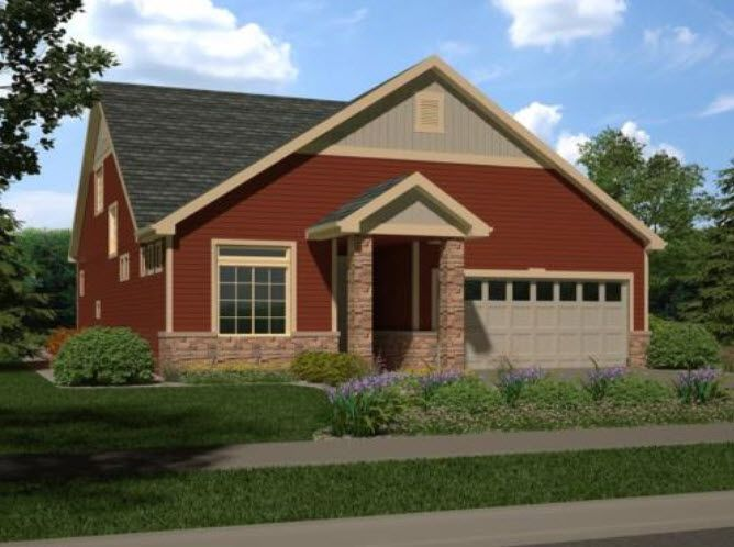 Single Family for Sale at Fairway Villas - Birchwood 19394 54th Place DENVER, COLORADO 80249 UNITED STATES