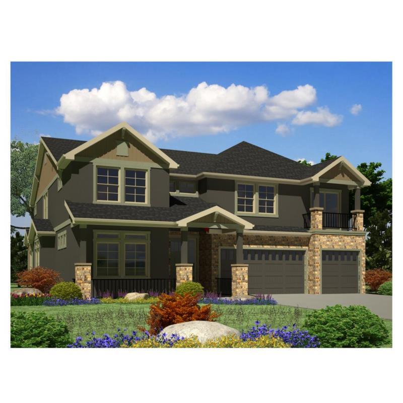 Single Family for Active at Reunion - Broadmoor 10748 Reunion Pkwy Commerce City, Colorado 80022 United States