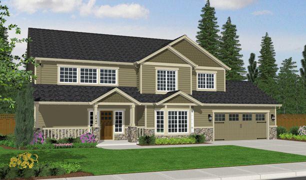 Single Family for Sale at Broadmoor Terrace - 2949 8914 Aldridge Ct Pasco, Washington 99301 United States