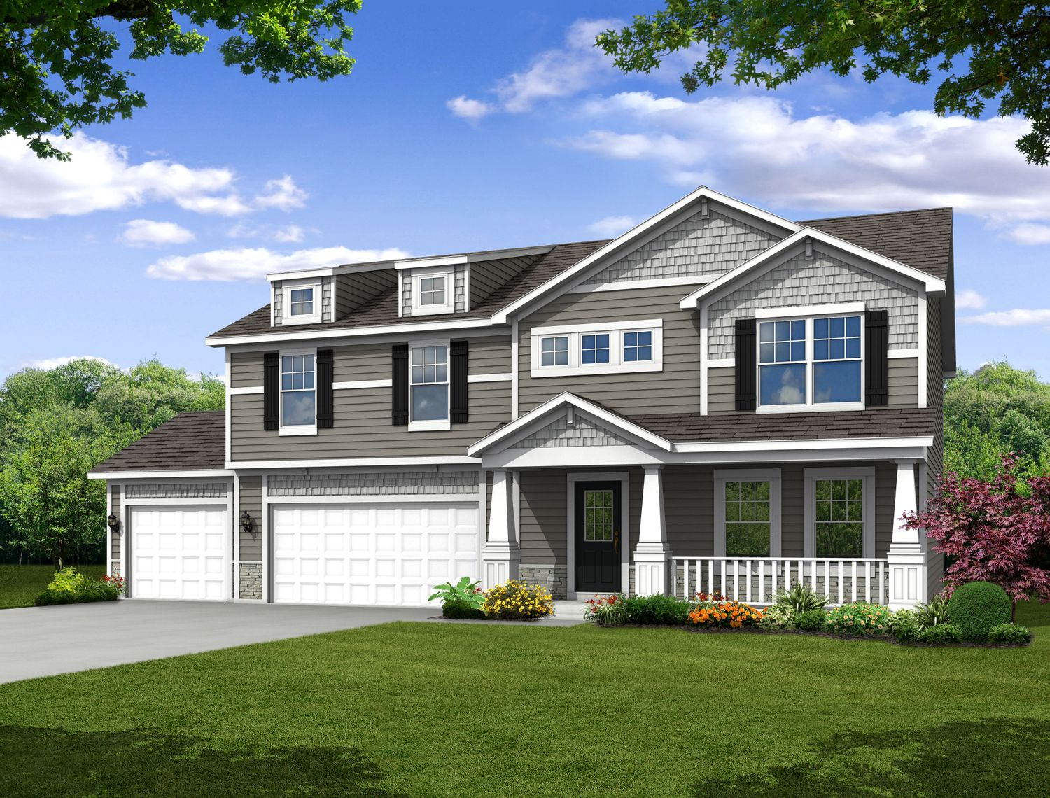 Olthof Homes Pentwater Brookfield 948284 Crown Point