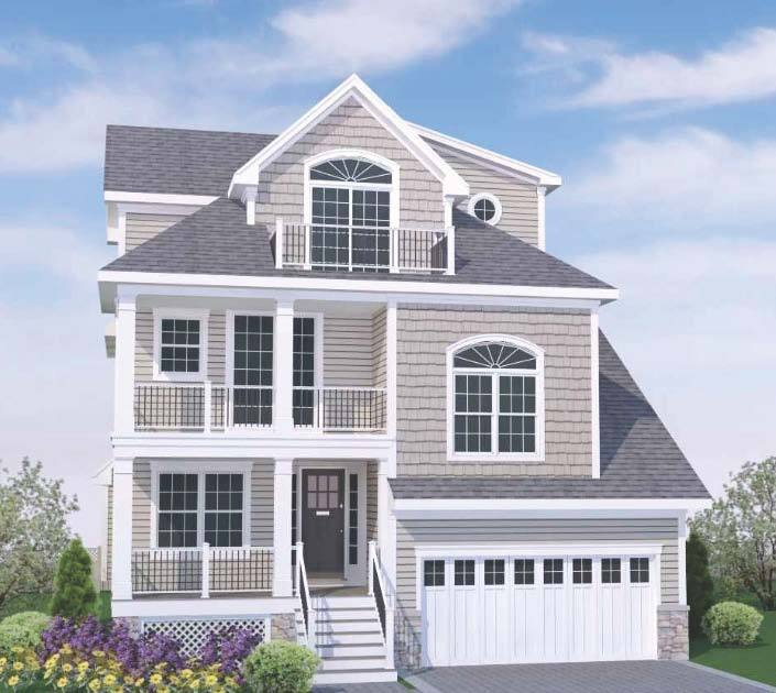 Single Family for Active at Normandy Beach - Model A 525 Route 35 North Normandy Beach, New Jersey 08739 United States