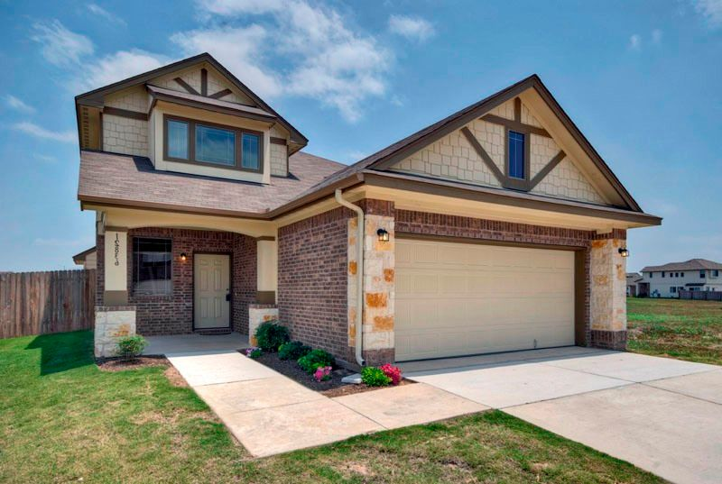 Pacesetter Homes Crosswinds Pacesetter Wright 1344921