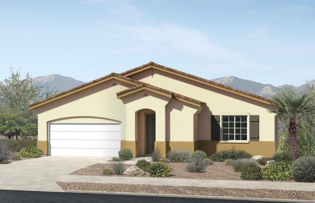 Single Family for Sale at Pacific Melrose - Plan 3 24761 Melrose Dr Romoland, California 92585 United States