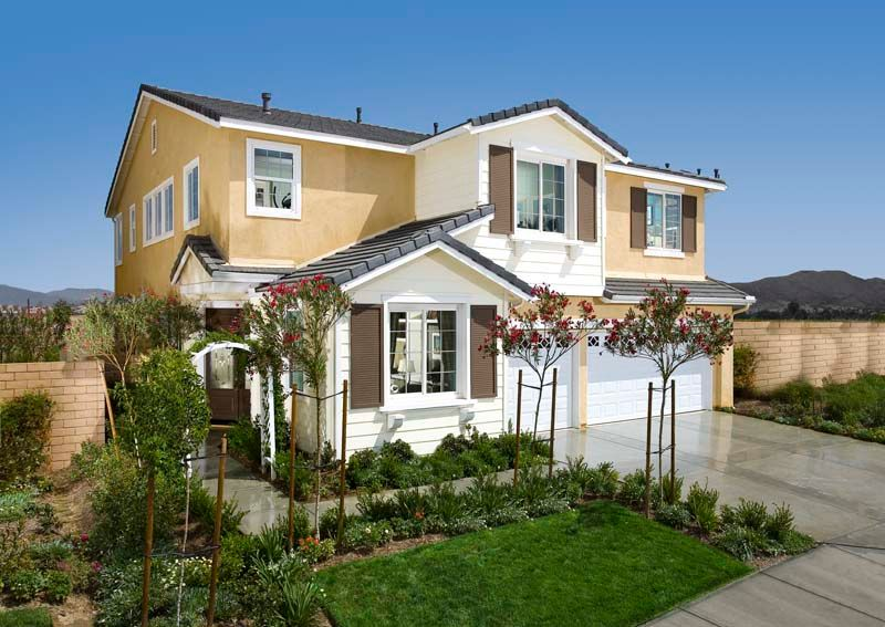 Single Family for Sale at Cottonwood At Pacific Mayfield - Plan 6 30266 Blue Cedar Drive Menifee, California 92584 United States